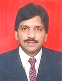 Photo of shri. atul ganatra.