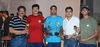 Shri bhavik mehta (best batsman)  shri manish daga (best bowler)  shri rishabh shah man of the series)   shri udit lakdawala (man of the match first semi final